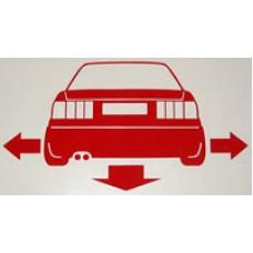 Audi 80 down n' out v1