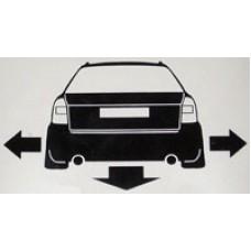 Audi A4 B6 down n' out v1