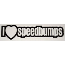 I luv speedbumps v2