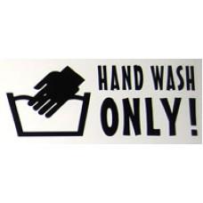 Hand Wash Only v1