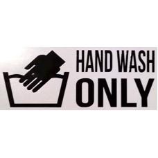 Hand Wash Only v3