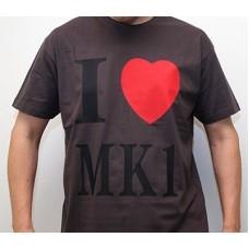 I luv MK1 t-paita