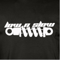 Low n slow t-paita