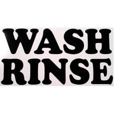 Wash-Rinse v1